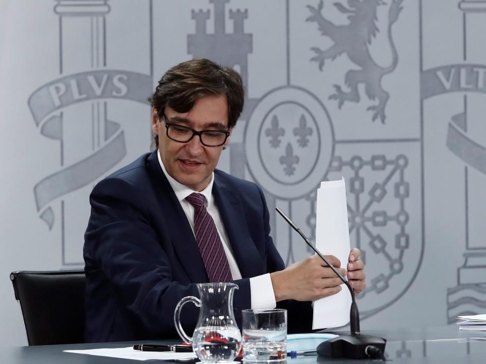 Illa cree que Madrid no debe pedir ahora estado de alarma porque hay posibilidades de frenar contagios