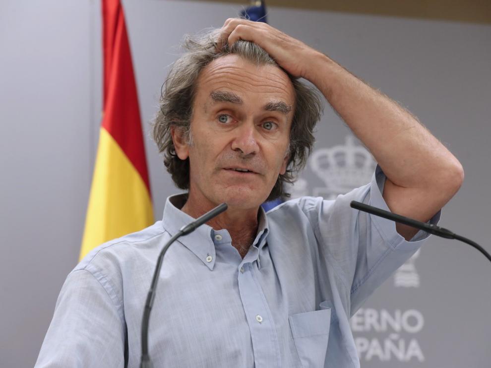 Sanidad ve indicios de estabilización de la pandemia de la covid-19 en España
