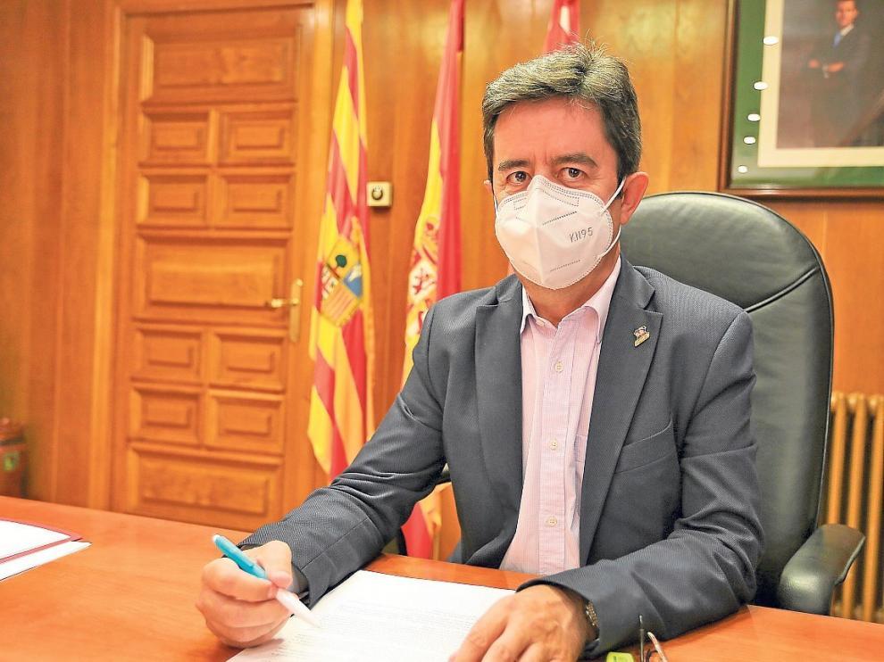 El alcalde de Huesca agradece a los oscenses que sigan actuando con responsabilidad
