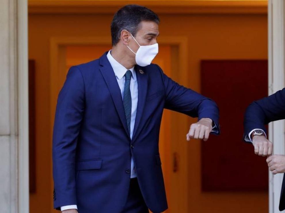Pedro Sánchez convoca una mesa de diálogo con el Gobierno de Cataluña