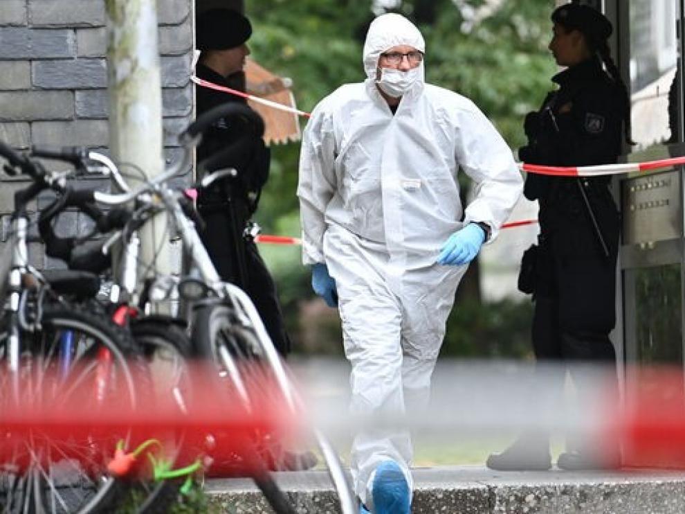 Una mujer alemana asesina presuntamente a cinco de sus hijos en Solingen