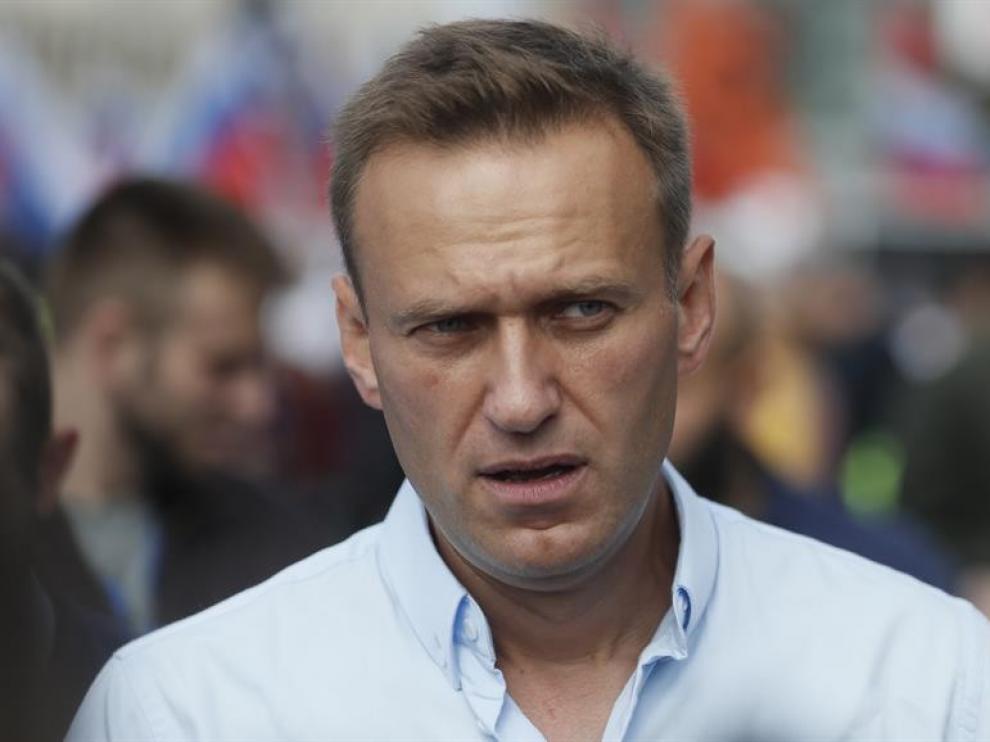Rusia ve infundadas las acusaciones de envenenamiento al opositor Navalni
