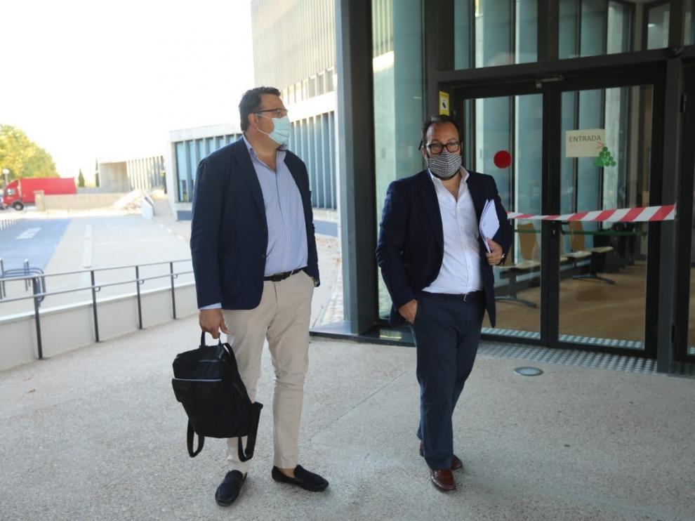 """El Huesca, convencido de que """"ha obrado de forma legal"""" y pide por tercera vez el sobreseimiento del caso Oikos"""