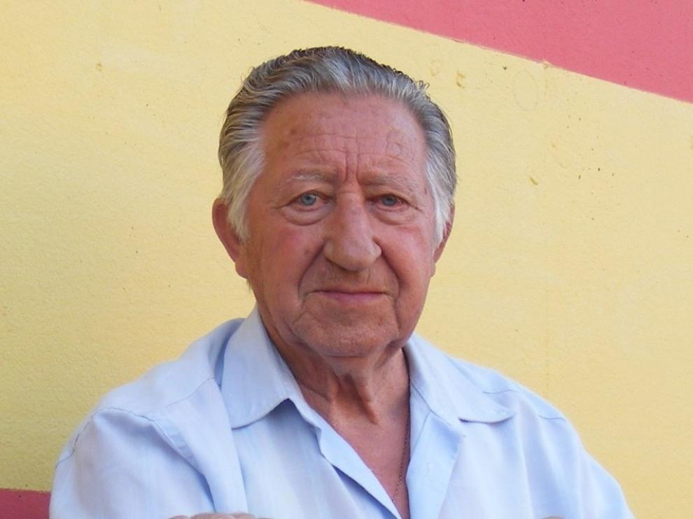 El mundo taurino pierde en Barbastro a Manuel Calvo, todo un referente