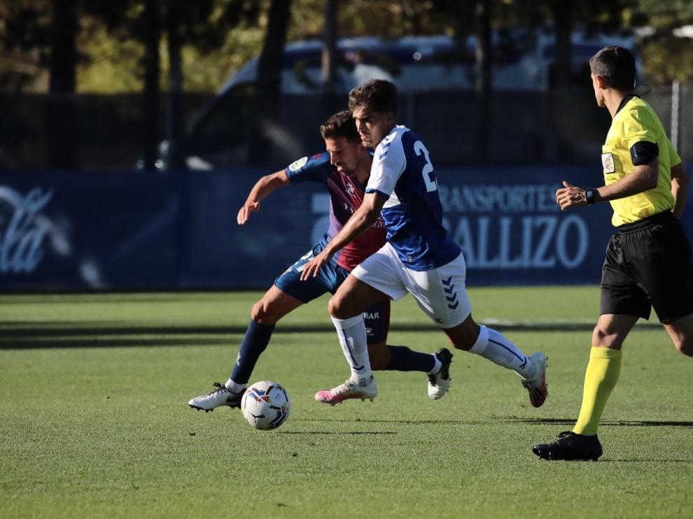 El Huesca cierra la pretemporada con otra victoria ante el Sabadell (3-0)