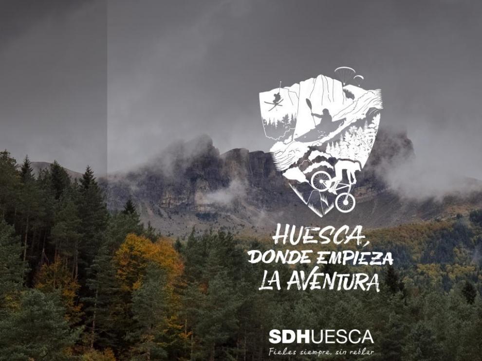 El Huesca vuelve a alinearse con el territorio y hace un guiño con las nuevas camisetas