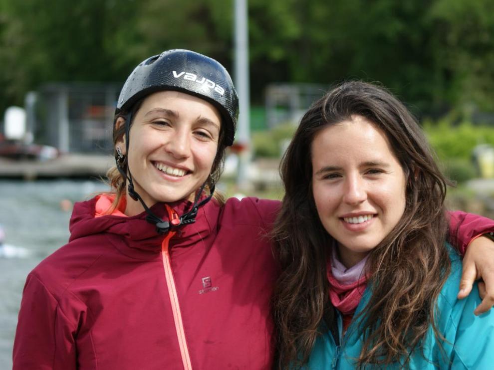 Julia Cuchí y Carmen Costa, seleccionadas para el Europeo