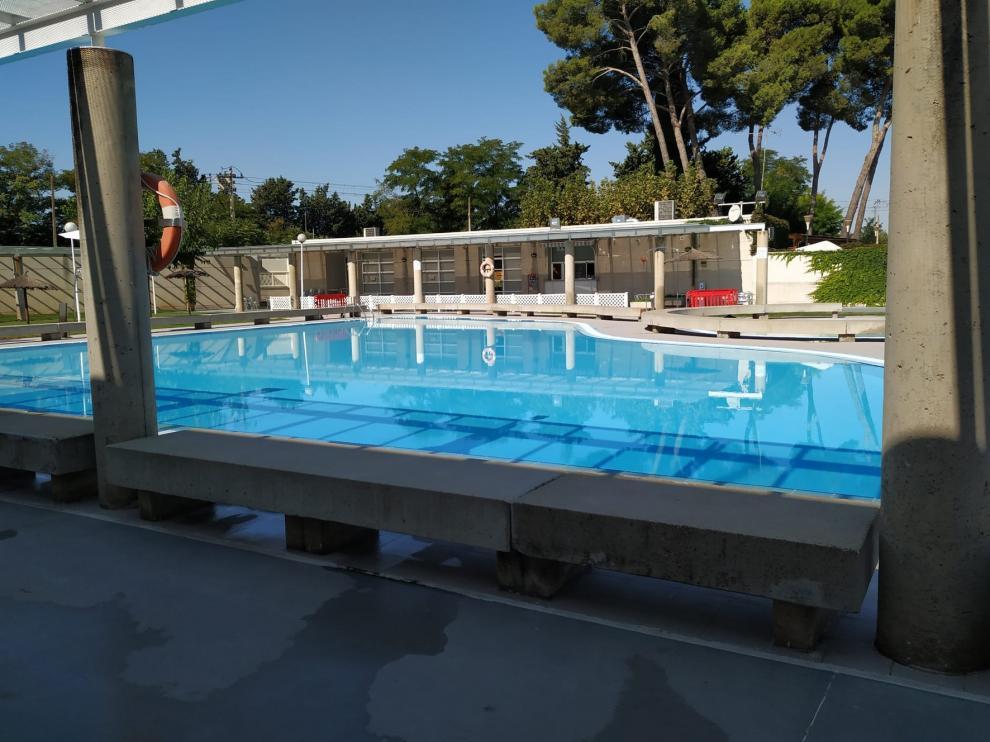 Binéfar clausura una atípica temporada de piscinas con un buen nivel de usos