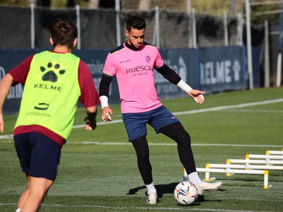 """El Huesca se pone """"el chip de la liga"""""""