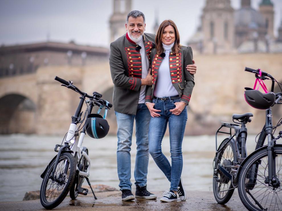 """Aragón TV y Aragón Radio estrenan """"Esto es otra historia"""""""