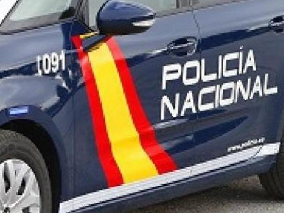 La Policía Nacional detiene en Zaragoza a tres personas por dos robos con fuerza y extorsión