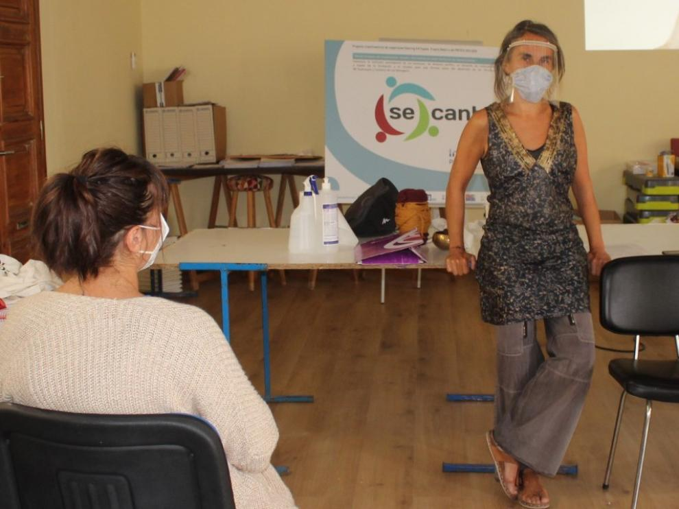 Concluye el taller sobre gestión de conflictos organizado por la Comarca de Los Monegros