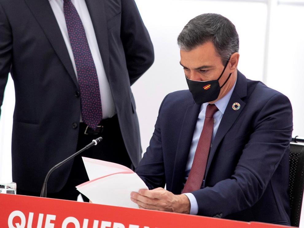 """Pedro Sánchez cree """"inimaginable"""" no aprobar los presupuestos"""