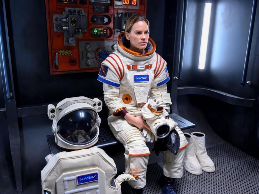 """Hilary Swank regresa a la televisión con la serie """"Away"""""""