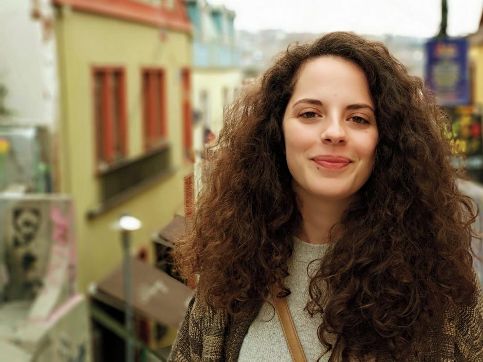 """Marina Badía: """"El entorno y la gente es lo que nos hace ser quienes somos"""""""