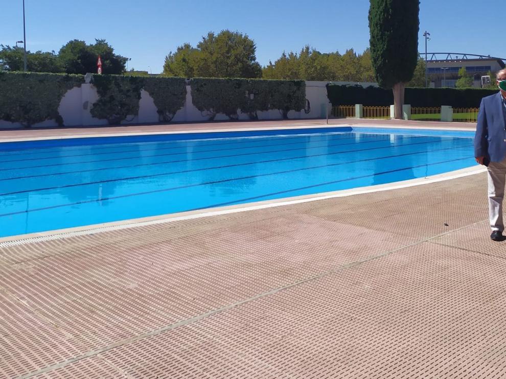 Las piscinas municipales de Huesca registran este verano más de 51.500 usos