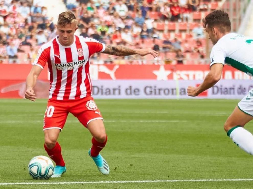 Pablo Maffeo, una bala para el Huesca, llega cedido con opción de compra