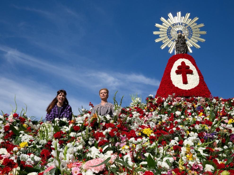 Aragón suspende todas las fiestas patronales de la Comunidad, incluidas las del Pilar de Zaragoza, hasta el 31 de diciembre
