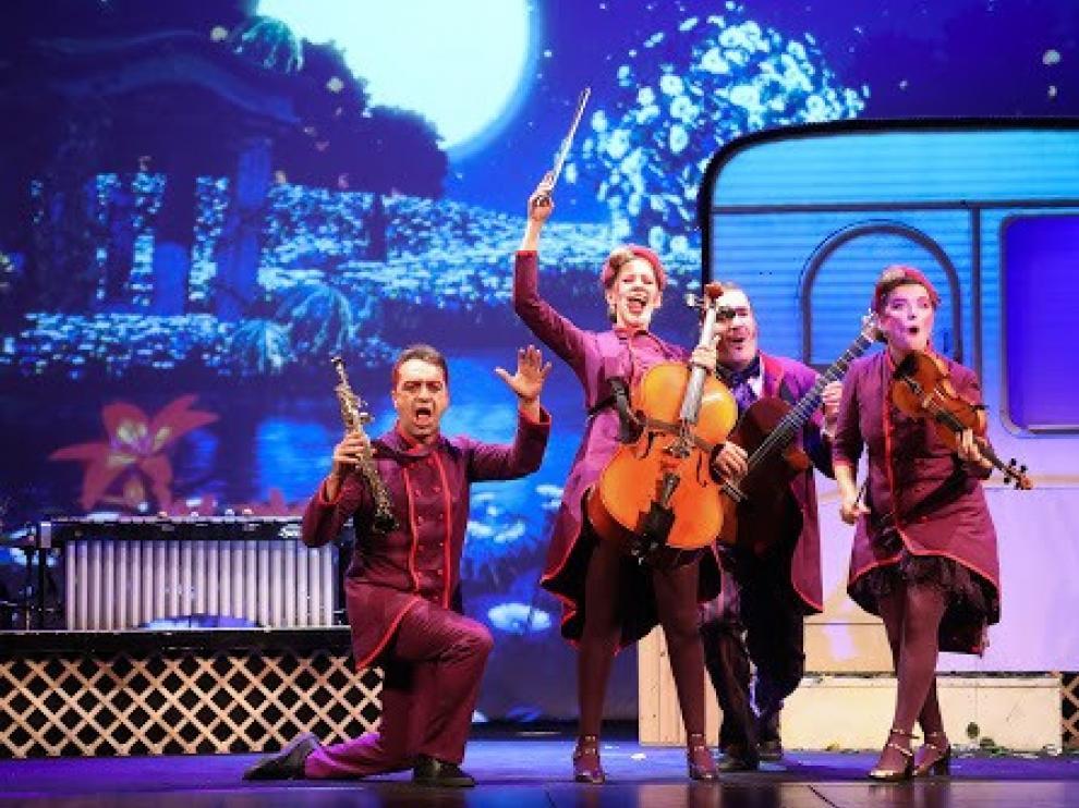 Albert Pla estrena su nuevo show en el Teatro Olimpia de Huesca
