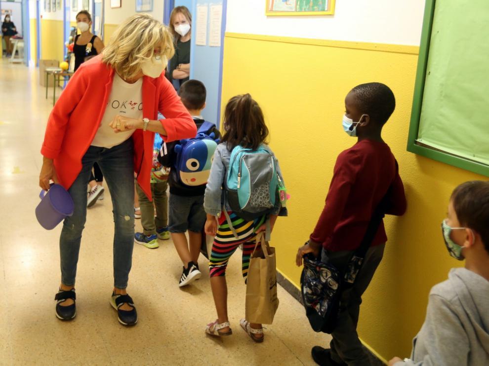Un 54 % del profesorado en España presenta síntomas de ansiedad desde el inicio de la pandemia