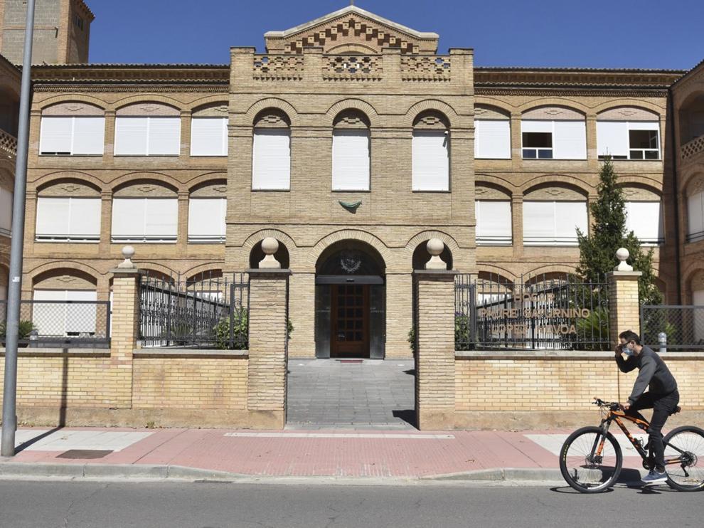 Detectan más de una decena de infecciones en la Residencia Saturnino López Novoa de Huesca