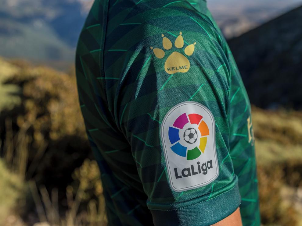 El Huesca pone este jueves a la venta una primera remesa de 3.000 camisetas