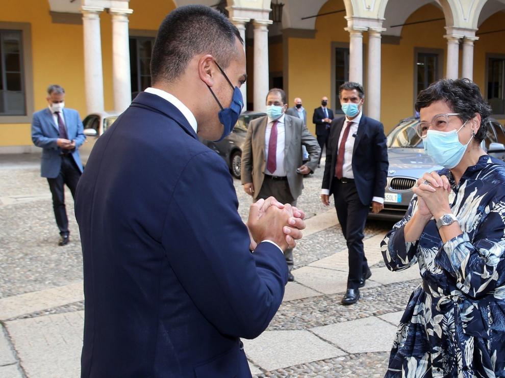 España e Italia piden que se consolide un alto el fuego en Libia