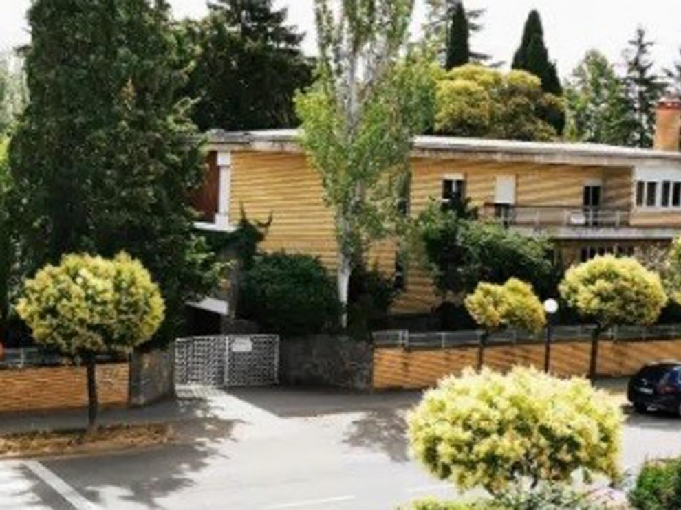Una casa de más de un millón de euros en Huesca