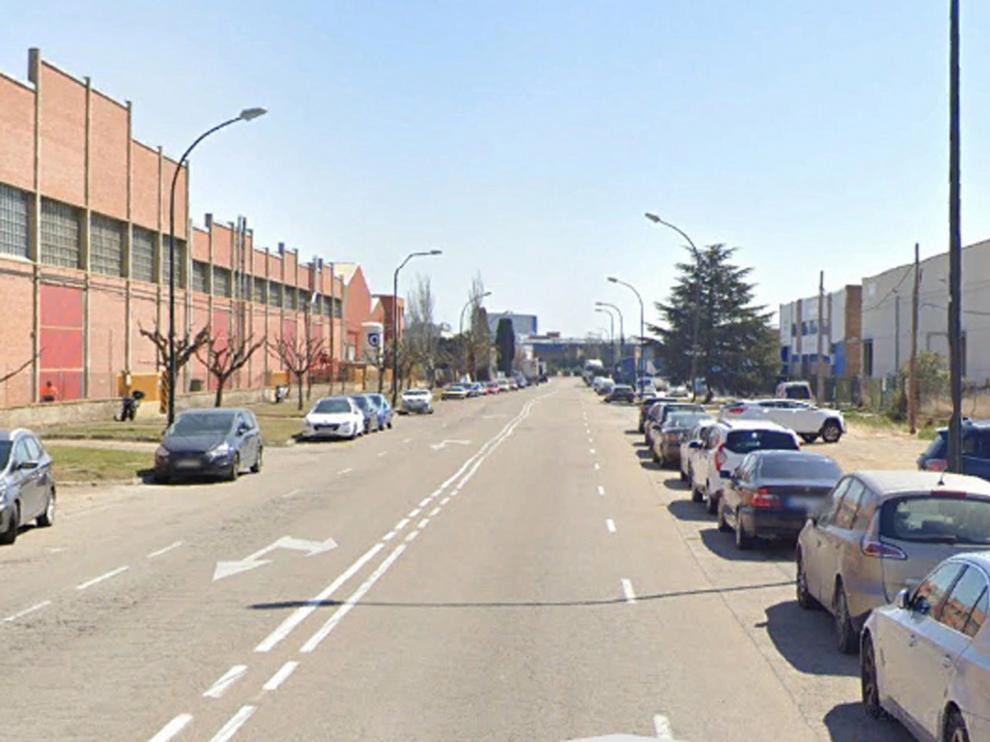 Fallece en Zaragoza un trabajador al quedar atrapado en una máquina