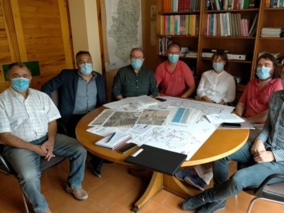Ultimado el proyecto para la variante de Binéfar- Binaced por Valcarca