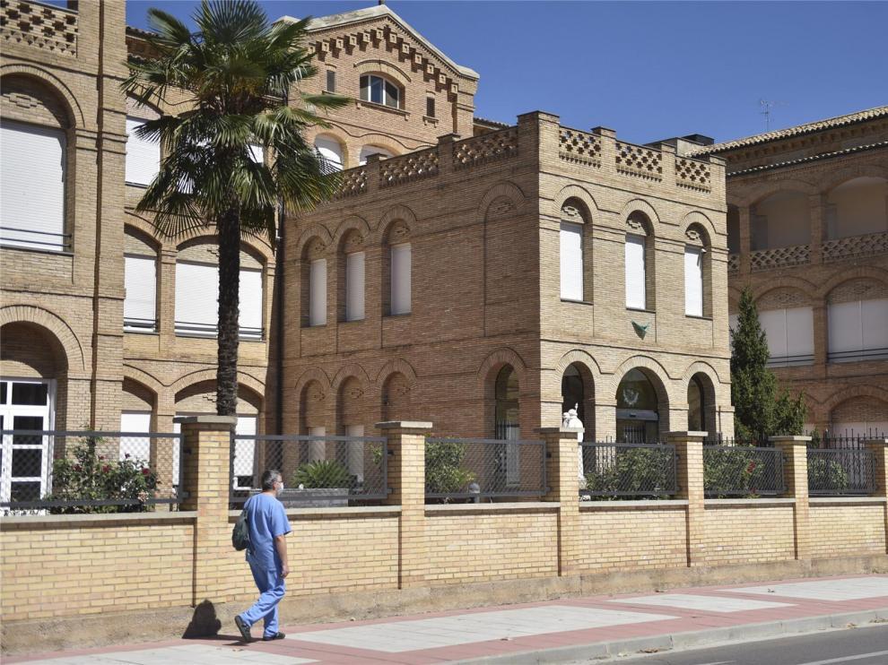 El rebrote en la Residencia de las Hermanitas dispara los casos en el Santo Grial y en la provincia de Huesca