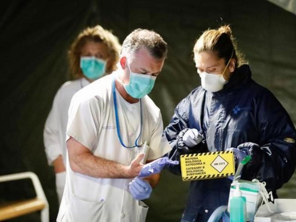 Sanidad informa de 8.866 nuevos contagios en España y 246 muertos en los últimos 7 días