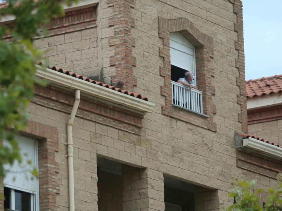 Los médicos piden medios humanos y materiales para la Residencia de las Hermanitas de Huesca