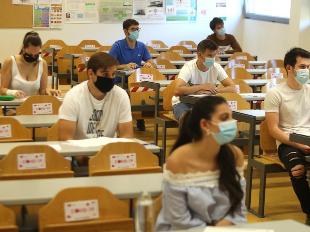 Comienza sin incidencias la Evau de septiembre en Huesca