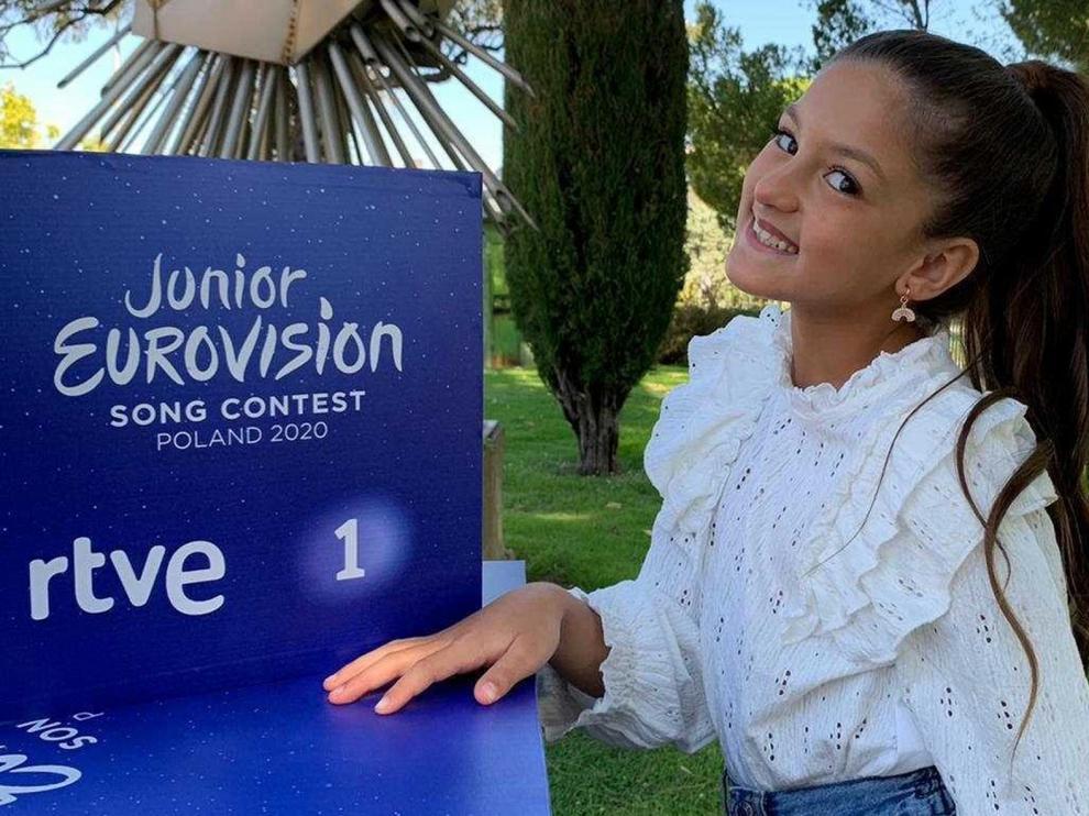 Soleá Fernández Moreno representará a España en Eurovisión Junior 2020 en Varsovia