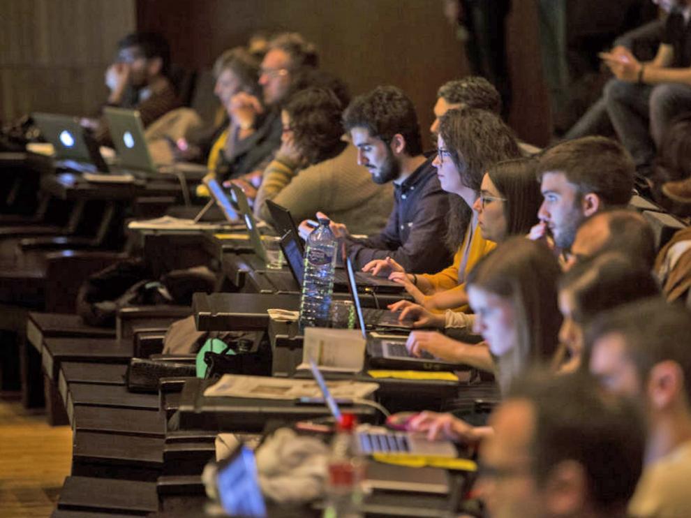 El Congreso de Periodismo de Huesca supera los 500 inscritos en tan solo una semana