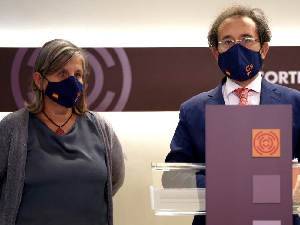 Cs Aragón urge al Gobierno de España a reforzar la conciliación laboral y familiar