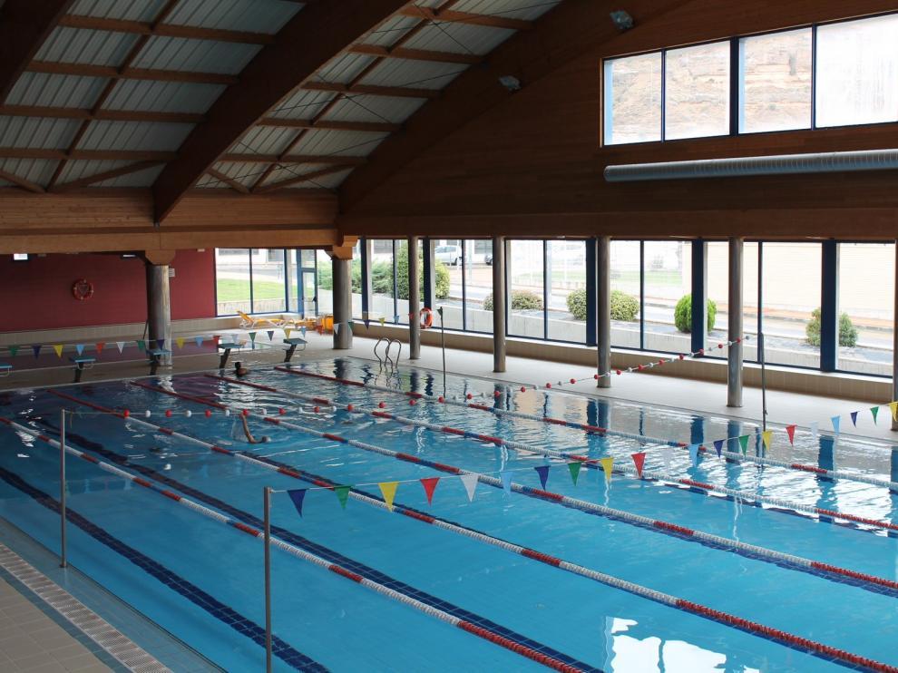 El Servicio Municipal de Deporte de Monzón oferta cursos de natación y actividades de sala
