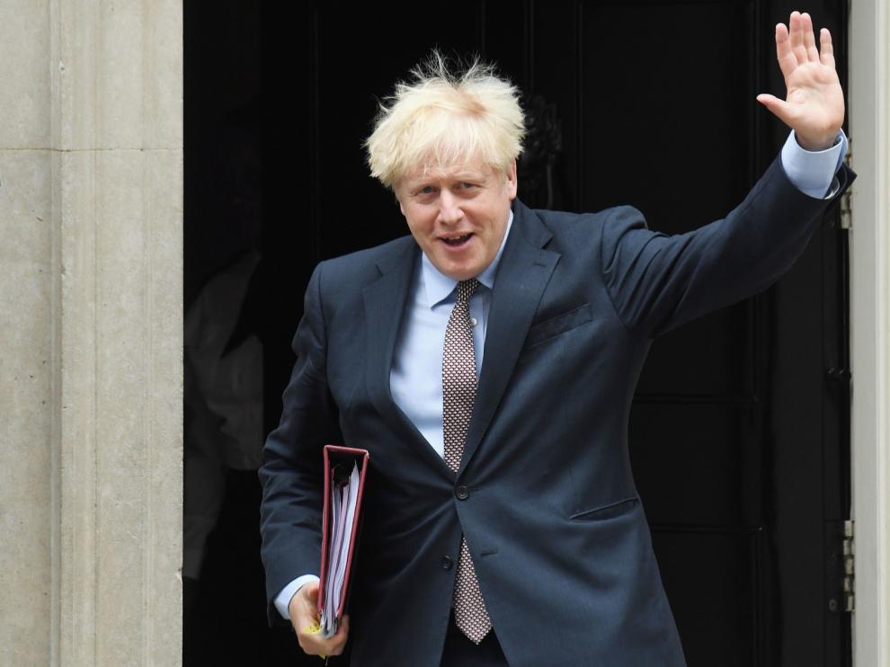 """""""Choque de trenes"""" entre Londres y la UE por el acuerdo de """"brexit"""""""