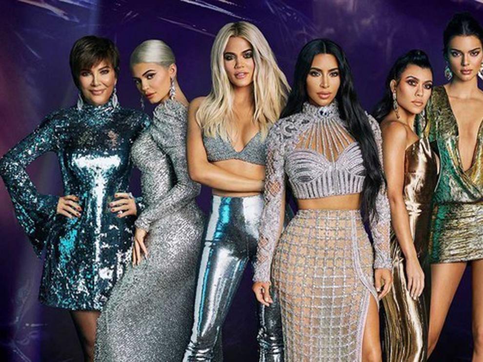 "Las Kardashians ponen fin a su ""reality"" Keeping up with the Kardashians tras 20 temporadas"