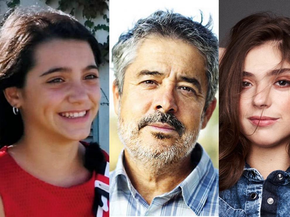 Fandos, Arrufat e Iglesias, premios Cine y Salud