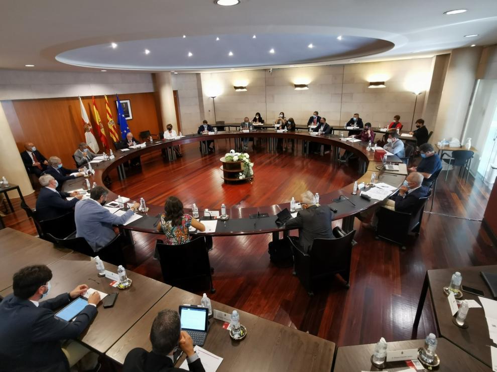 La DPH concede 124.000 euros a actuaciones de la Memoria Histórica en varios municipios altoaragoneses
