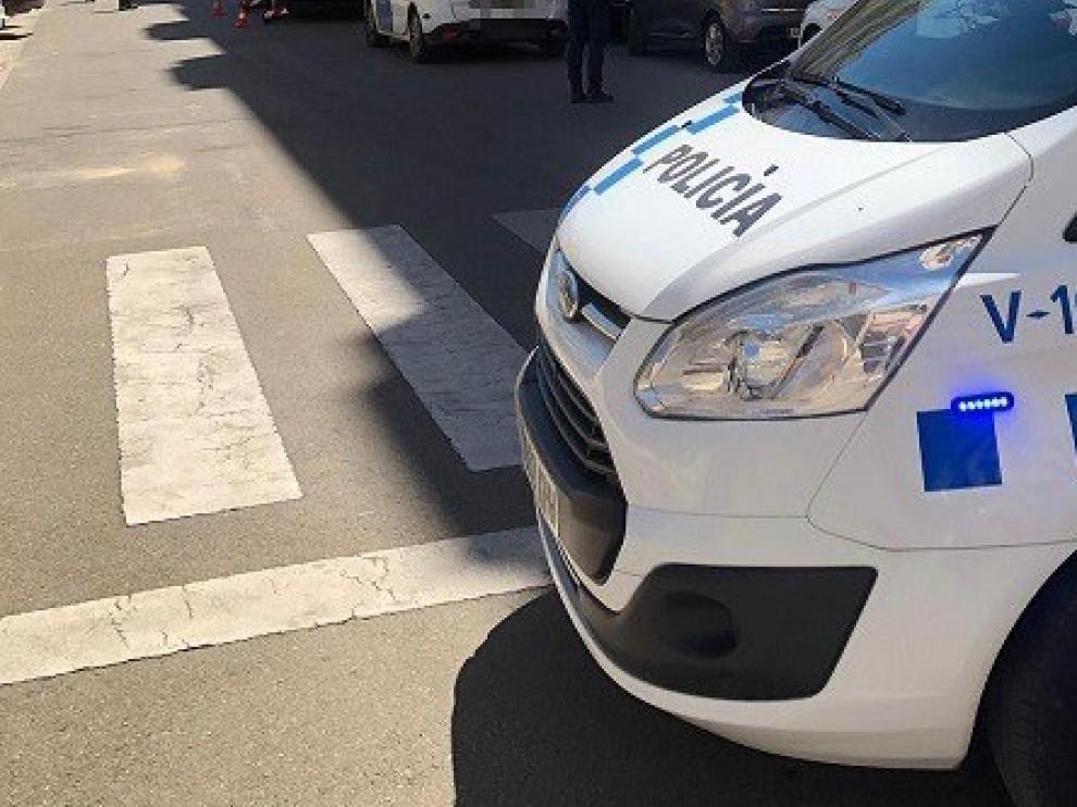 La avenida Monreal de Huesca se cortará al tráfico rodado desde este lunes hasta el miércoles 16