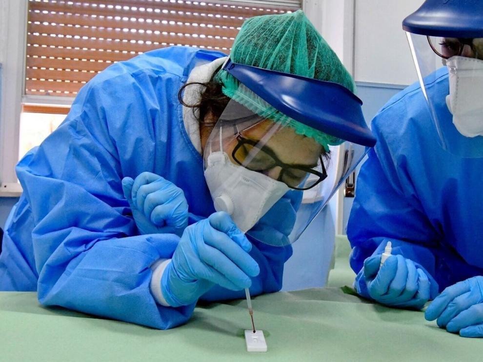 Sanidad notifica 12.183 nuevos contagios y 46 muertes por coronavirus en España