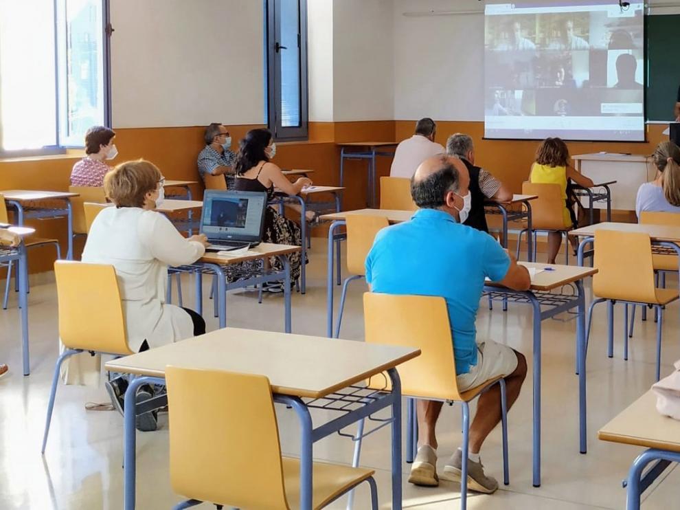 Alrededor de 3000 universitarios comienzan las clases este lunes en el Campus de Huesca