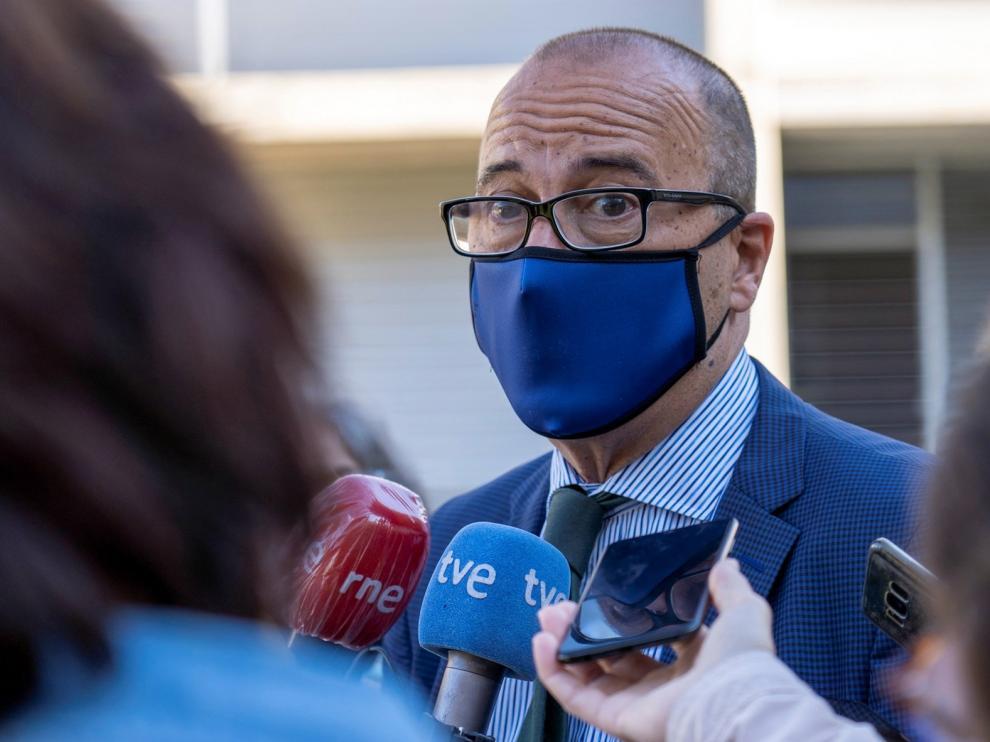 Faci pide prudencia para la presencialidad en los colegios, que tienen ya 39 centros en Aragón