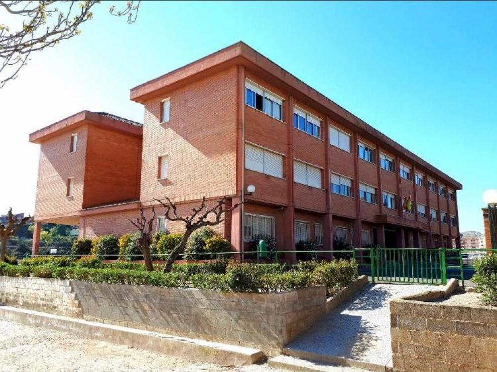 Detectado un caso de coronavirus en el Colegio de Tamarite el primer día de clase