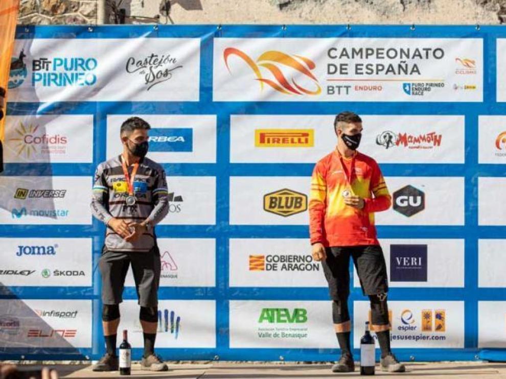 Torralba logra en casa su sexto título de Campeón de España y primero absoluto
