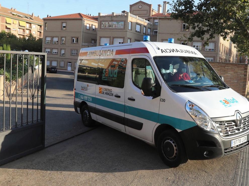 Los contagios de coronavirus empiezan a incrementarse entre los mayores en Aragón