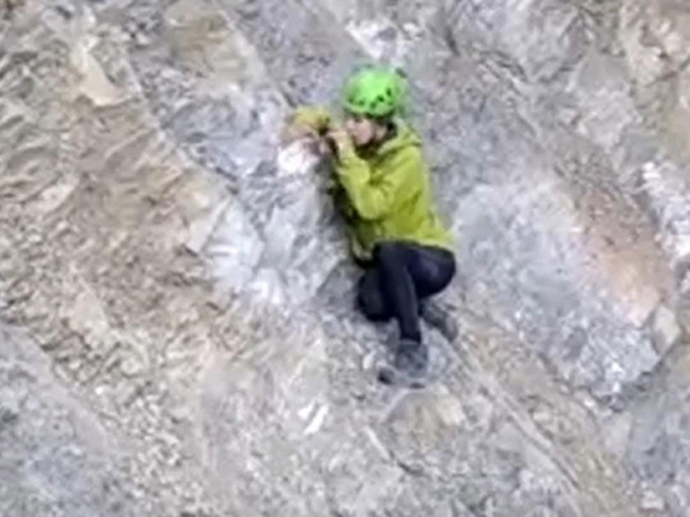 Rescatadas 16 personas en tres días en la montaña